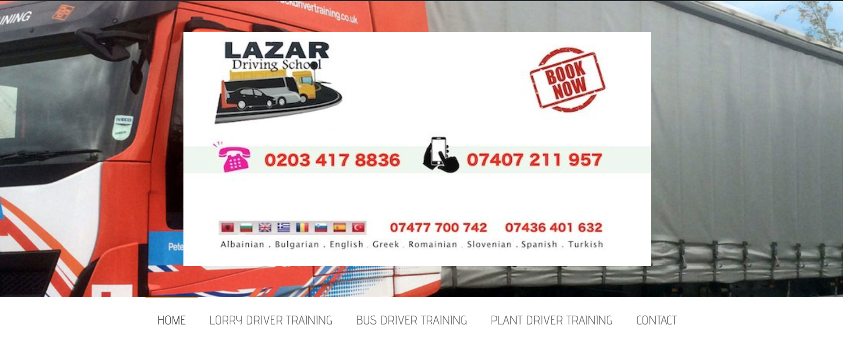 Lazar Driving School